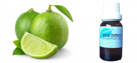 Pure Nature Lime Essential Oil