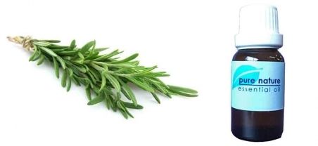 Pure Nature Rosemary Essential Oil