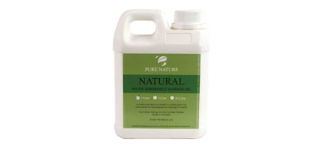 Pure Nature Water Dispersible Massage Oil