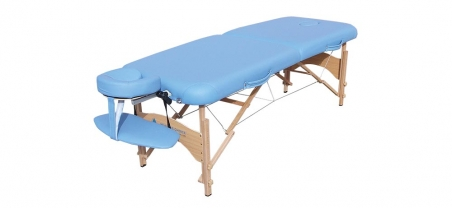 Healers Choice Basic Light Portable Timber Massage Table